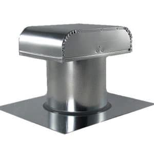 J Vent with 6 in. Clearance - Galvanized-0