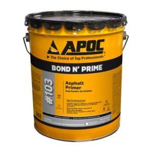 APOC 103 Bond N Prime Asphalt Primer