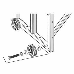Ladder Hoist Parts